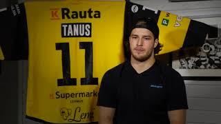 Pelaajakortit 2017-2018, Jonatan Tanus