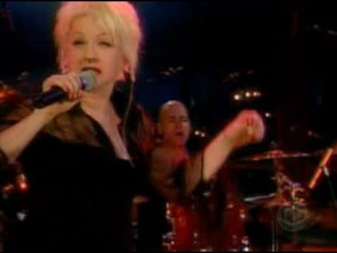 Cyndi Lauper - It