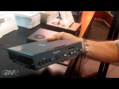 InfoComm 2013: Shuttle Computer Introduces the DS-47 Multimedia Player