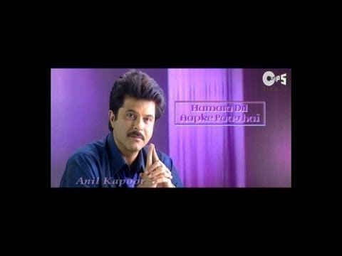 Hamara Dil Aapke Paas Hai - Movie Making - Anil Kapoor Aishwarya...