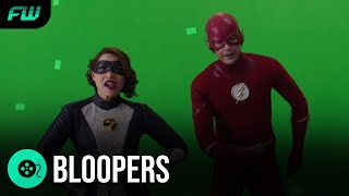 THE FLASH Season 5 Bloopers | Grant Gustin, Danielle Panabaker, Jessica Parker Kennedy | The CW