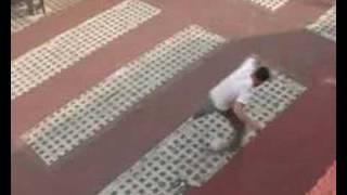 Kung fu football tricks