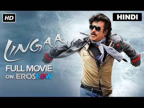 Lingaa Full Movie Available On Eros Now!