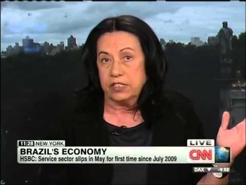 Brazil's Economy (CNN)