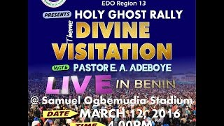 BENIN HOLY GHOST RALLY_ DIVINE VISITATION