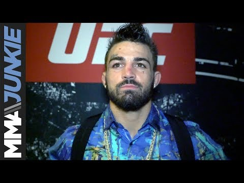 Mike Perry full post-UFC Fight Night 116 interview