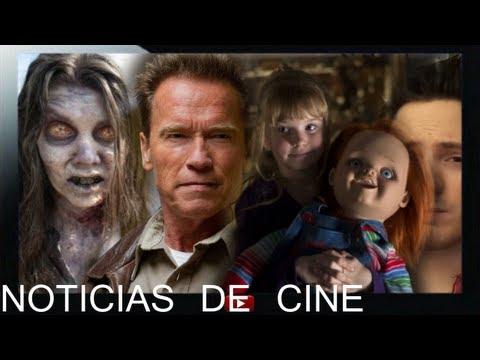 World War Z 2 en marcha / Imagenes de La Maldición de Chucky / Schwarzenegger pasa a los Zombies