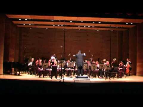 Tim Jansa: Concierto Ibérico (for Band) - III. Fire