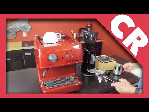 Nuova Simonelli Oscar Espresso Machine   Crew Review
