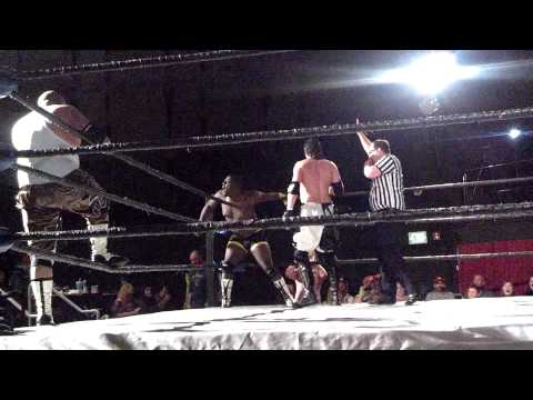 War Tag Match Kos Vs Mr Syclone And Kon Kussion video