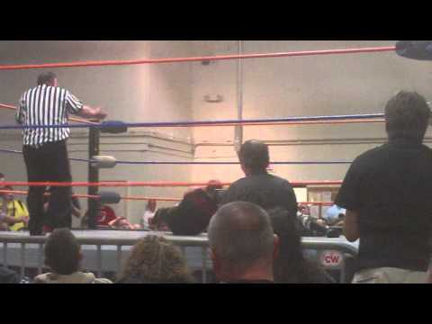 Kevin Steen & Jason axe vs Terry funk &spike part2