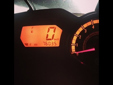 Yamaha Ténéré 250 Review   76.000 km