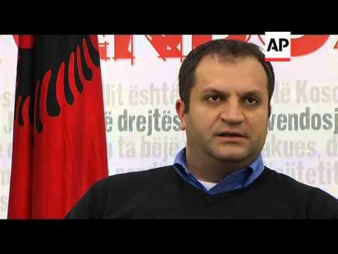 Kosovo Albanians react to Serbia's candidacy to become an EU member