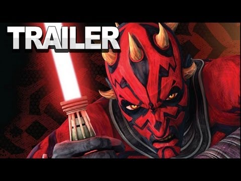 Star Wars: Clone Wars - Darth Maul Returns Trailer