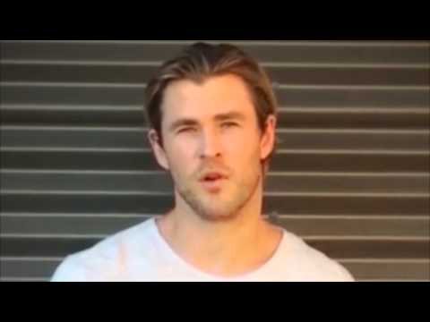 Chris Hemsworth - #NotAnotherChild