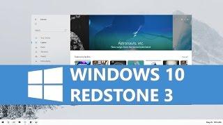 Обнаружена первая сборка Windows 10 Redstone 3