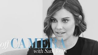 Lauren Cohan Feels the Responsibility to Be Real