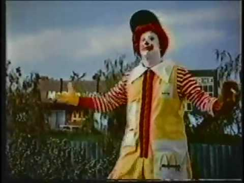 McDonald's Commercial (1983)