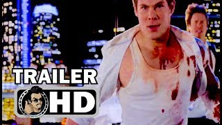 GAME OVER, MAN! Official Trailer (2018) Netflix Comedy Action Movie HD