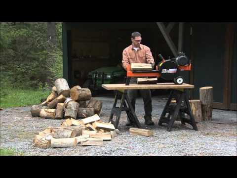 The Rapid_Fire K-10 Electric Log Splitter