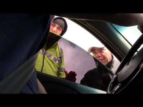Снова парковки и парковщики Ливадии (гора Ай Петри)