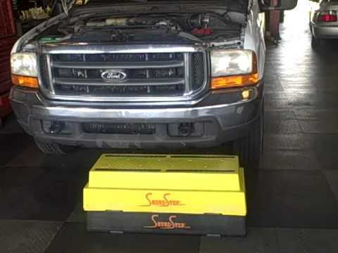 A Really Safe Mechanic S Step Stool Youtube