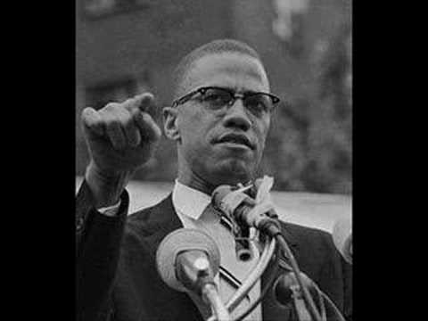 Malcolm X- Ballot or Bullet part 2