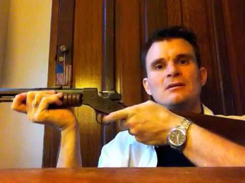 Stevens Visible Loading Rifle