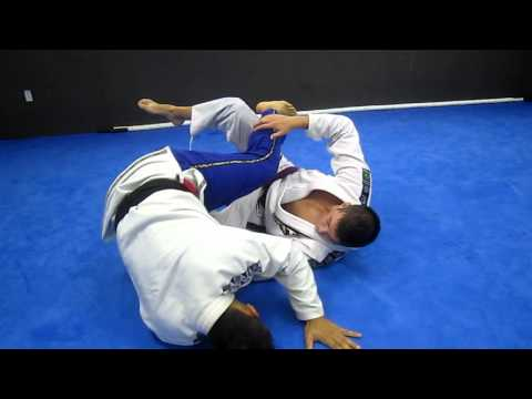 Brazilian Jiu-Jitsu 3 Half guard sweeps Image 1