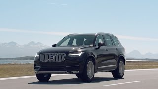 First Drive: 2015 Volvo XC90