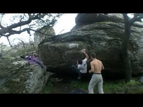 Piedras Sagradas II (Bouldermania)
