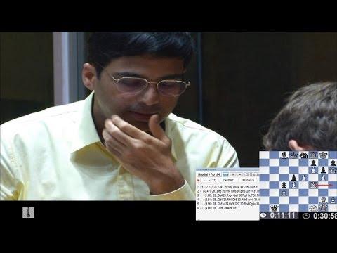 Vishy Anand Worst Blunder
