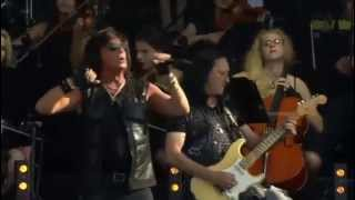 Joe Lynn Turner-Stargazer(Tribute to Dio)@ Wacken 2015 Rock Meets Classic