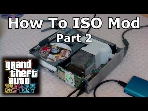 HOW TO ISO MOD GTA IV TBOGT FOR XBOX 360 (PART 2 - Burning The ISO)