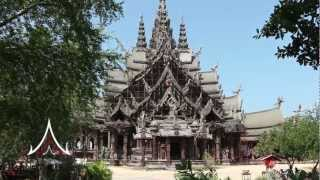 Pattaya Attractions - The Sanctuary of Truth