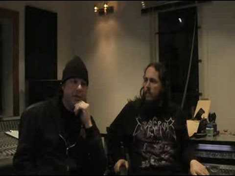 Interview with Dross and Andy LaRocque