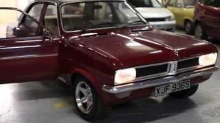 1978 Vauxhall Viva 3.0 litre V6 - jusstcarss
