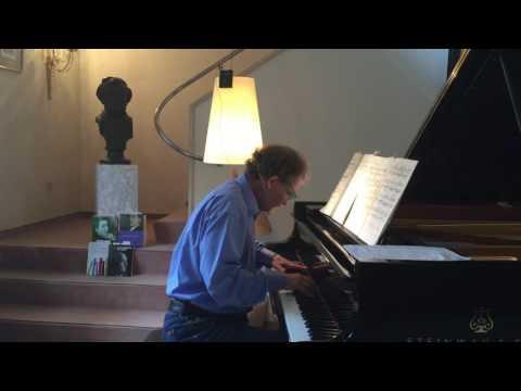 """Stefan Mickisch - """"Die tote Stadt"""" (Tanzlied des Pierrot)"""