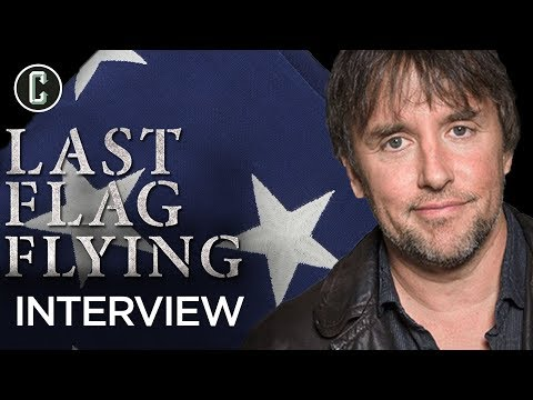 "Richard Linklater Talks The Meaning Of Patriotism In ""Last Flag Flying"""