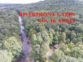 46 Acre Riverfront Cabin! 715 Old New Germany Road