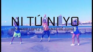 Ni Tú Ni Yo - Jennifer Lopez ft. Gente de Zona (Coreografía) | Zumba Fitness