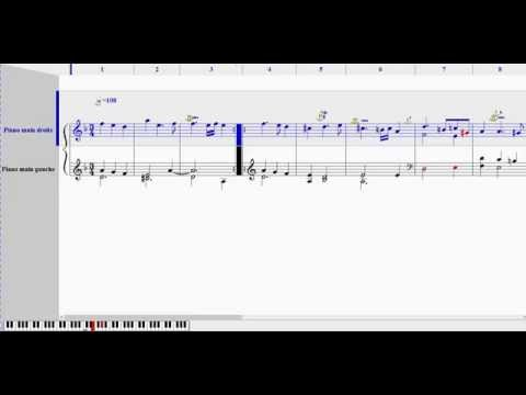 François COUPERIN - La pastourelle / The shepherd girl (Noteworthy Composer 2)