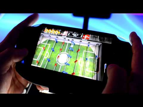 Foosball 2012 Vita Gameplay E3