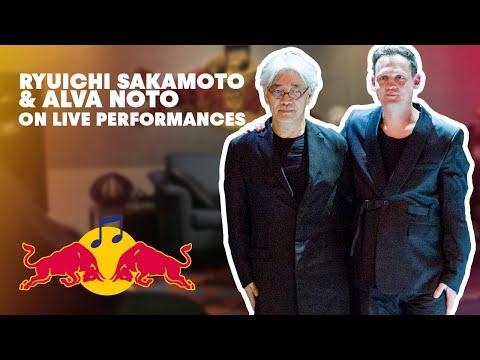 Ryuichi Sakamoto & Alva Noto Lecture (New York 2013) | Red Bull Music Academy