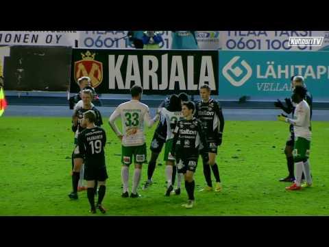 FC Lahti hyvästeli ottelussa kaksi suurta kuhnurisydäntä, kun lahtelaisten kaikkien aikojen hyökkääjälegenda Rafael sekä Jussi Länsitalo pelasivat viimeisen ottelunsa kotiyleisön edessä.