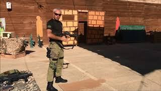 Is the Israeli Tavor Commando X95 more precise than the American rifle the Colt's Commando M4?