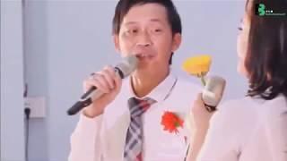 """Hài """"Hoài Niệm Trường Xưa"""" Hoài Linh giản dị diễn hài trong chương trình kỹ niệm 30 năm ra trường"""