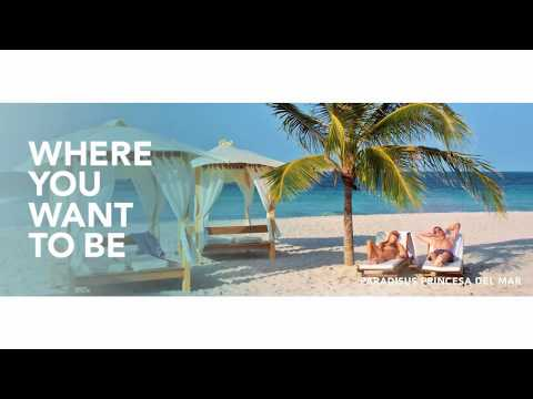 Video - Paradisus Princesa del Mar Resort & Spa