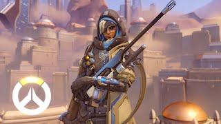 [NEW HERO] Introducing Ana   Overwatch