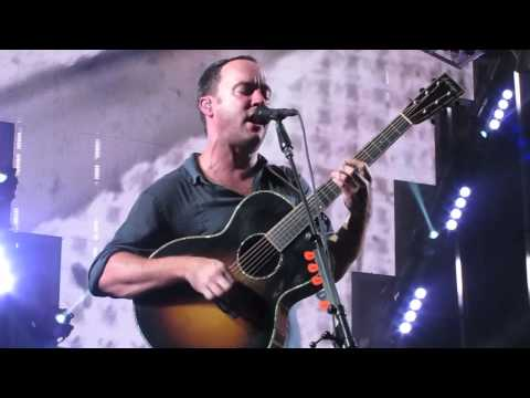 Belly Belly Nice Song Debut - DMB - Dave Matthews Band - First Niagara Pavilion - 7/14/12